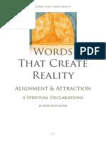 Alignment & Attraction