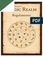 MagicRealm Regolamento 32 ITA