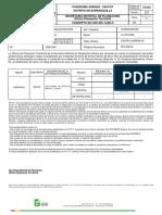 Certificado Uso de Suelo Cl 45 No 9 15