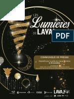 Tout ce qu'il faut savoir pour les illuminations de ce samedi 30 novembre à Laval.