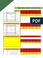Placa Peste Subsol - Incarcari Permanente