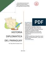 Trabajo de Historia Diplomatica Del Paraguay (1)