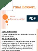 Antal eosinofil