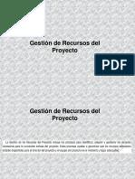 Resource Management PMP