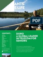 Doro Annual Report 2017