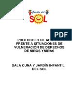 PROTOCOLO DE ACCIÓN FRENTE A SITUACIONES DE VULNERACIÓN DE DERECHOS DE NIÑOS Y NIÑAS jardin infantil del sol.docx