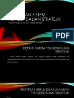 Landasan Sistem Pengendalian Stratejik 2