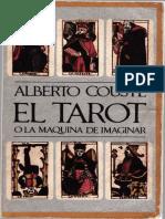 El Tarot o La Máquina de Imaginar - Alberto Cousté