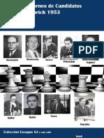 Torneo de candidatos Zuricj 1953