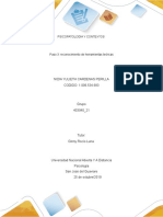 Paso 3 Psicopatologia y Contextos