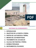 01 Puesta a Tierra Integral. AGOSTO 2019