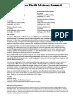 ETAC Letter to Senators 11-20-19