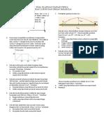 Soal Ulangan Harian Fisika Kd 3.4 Dan 3.5