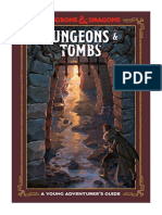 [2019] Dungeons and Tombs by Dungeons & Dragons | A Young Adventurer's Guide (Dungeons & Dragons Young Adventurer's Guides) | Ten Speed Press