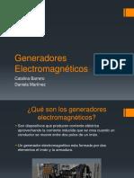 Generadores electromagneticos