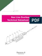07 - KeeLine OVERHEAD System Data Sheet ISS06 (1) (2)