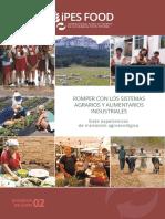 Siete Experiencias de Transición Agroecológica