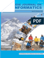 Nepalese Journal on Geo-informatics Number 18