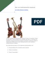 Armonia I Morfología Del Acorde
