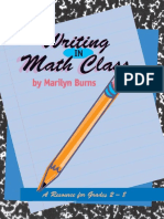 Writing in Math Class A.pdf