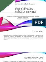 Insuficiência Cardíaca Direita PDF