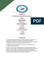 Introduccion Al Curriculo Trea 4