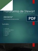 Apresentação TCC plataforma de Stewart