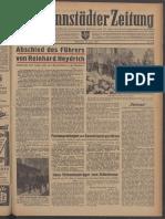 Litzmannstadter Zeitung 1942 Kw II Nr 160