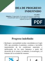 Clase Progreso Indefinido