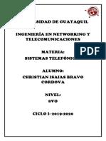Bravo Cordova Christian Isaias
