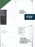 Historia Economica e Adm Do Brasil