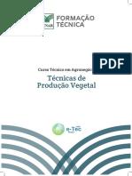 Apostila Produção Vegetal