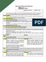 sa inquiry-based lesson plan