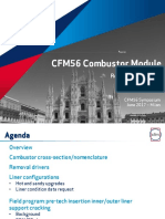 5B7B CFM Milan 2017 Combustor