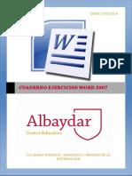 Cuaderno Ejercicios Word 15-16
