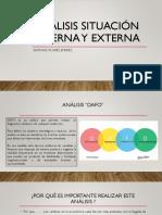 Análisis Interna y Externa