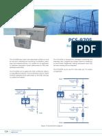6.PCS-9705 Bay Control Unit