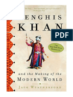 [2005] Genghis Khan and the Making of the Modern World by Jack Weatherford |  | Broadway Books