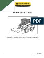 Manual op. L218-84357957 Esp