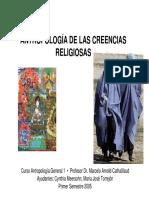 Antropología de las creencias