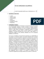 Informe 4 de Termo