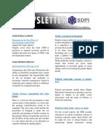E Newsletter SDPI Sept(1 15)2019
