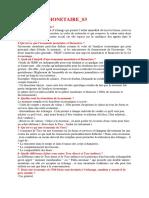 Projet Monétaire 2