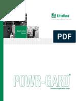 POWR GARD Technical Application Guide