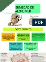 Efermedad de Alzheimer Fisiopato