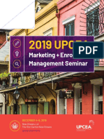 2019 UPCEA Marketing and Enrollment Management Seminar - New Orleans