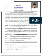 Abdullah Data Entry Resume
