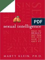 Inteligencia Sexual Interior