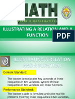 ILLUSTRATING A RELATION AND A FUNCTION.pptx