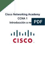 Cisco CCNA1